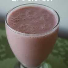 "Smoothie ""El Defensor"""
