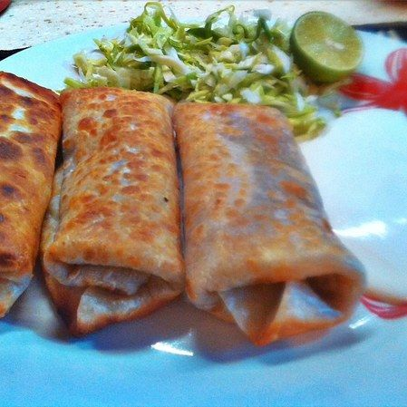 Burritos victorenses