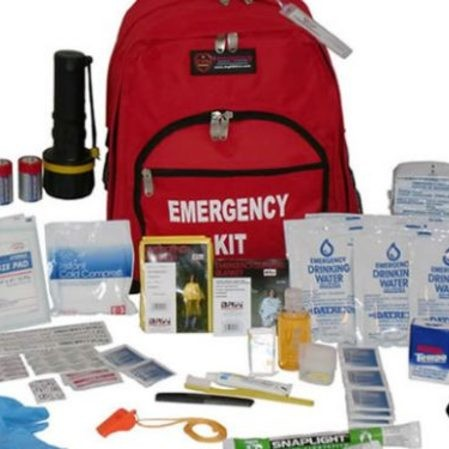 ARMA UN BUEN KIT DE EMERGENCIAS